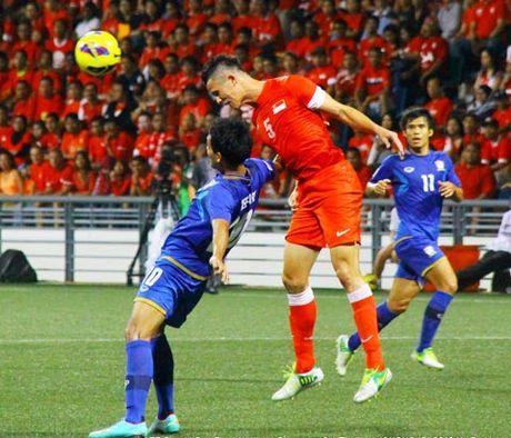 Indonesia vs Singapore, 19h00 ngay 25/11: Ai se lach qua khe cua hep? - Anh 1