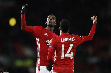 Man United 4-0 Feyenoord: Dai tiec co Rooney, Mata va Mkhitaryan - Anh 5