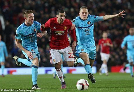 Chuyen dong Man Utd: Tin moi nhat ve Mkhitaryan, Rooney, Depay - Anh 1