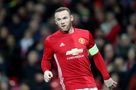 Rooney 'no sung' mo man cho dai tiec ban thang tai Old Trafford - Anh 1