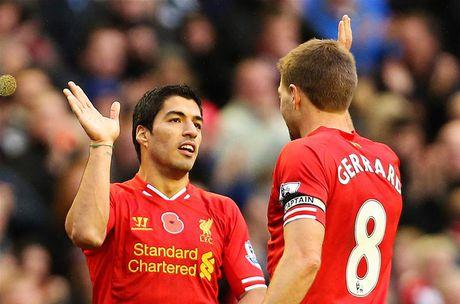 Buc tam thu tham dam tinh ban Suarez gui cho Gerrard - Anh 1