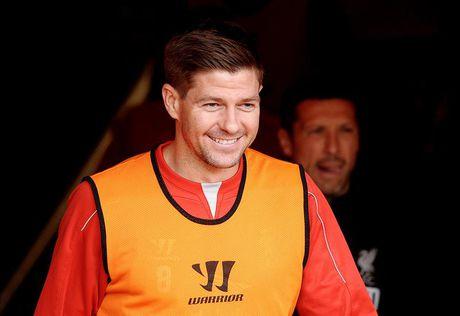 Buc tam thu tham dam tinh ban Suarez gui cho Gerrard - Anh 2