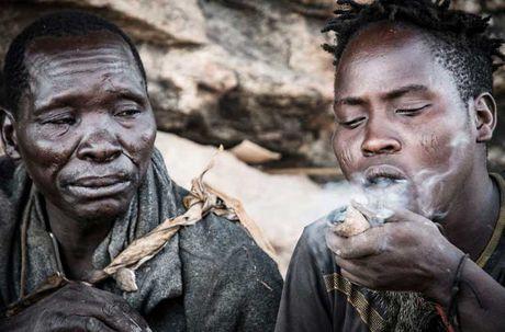 Chum anh cuoc song nguyen so cua bo toc Hadzabe o Tanzania - Anh 4