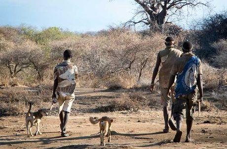 Chum anh cuoc song nguyen so cua bo toc Hadzabe o Tanzania - Anh 8