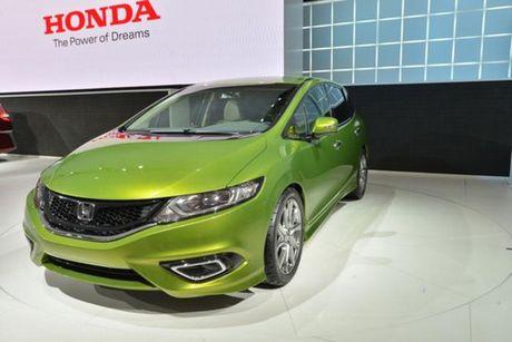 Honda Jade facelift ra mat tai Trung Quoc gia 536 trieu dong - Anh 1