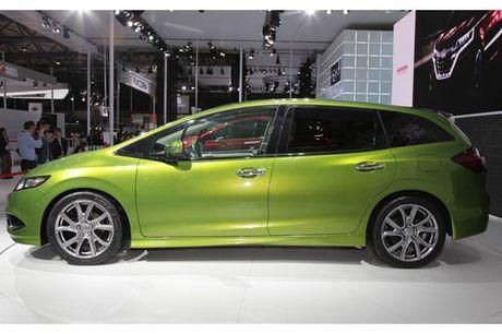 Honda Jade facelift ra mat tai Trung Quoc gia 536 trieu dong - Anh 2