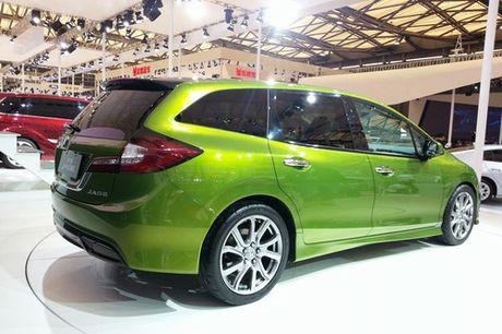Honda Jade facelift ra mat tai Trung Quoc gia 536 trieu dong - Anh 3