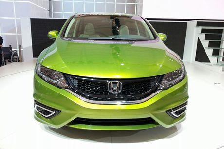 Honda Jade facelift ra mat tai Trung Quoc gia 536 trieu dong - Anh 4