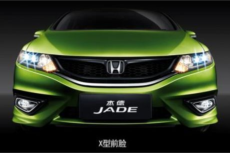 Honda Jade facelift ra mat tai Trung Quoc gia 536 trieu dong - Anh 5