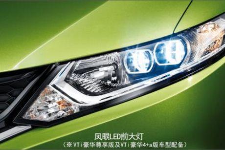 Honda Jade facelift ra mat tai Trung Quoc gia 536 trieu dong - Anh 6