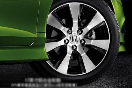 Honda Jade facelift ra mat tai Trung Quoc gia 536 trieu dong - Anh 7