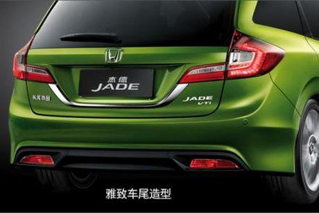 Honda Jade facelift ra mat tai Trung Quoc gia 536 trieu dong - Anh 8