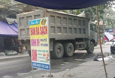 Quang Ninh kiem soat xe cho than sau khi dan goi duong day nong - Anh 3