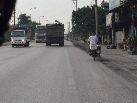 Quang Ninh kiem soat xe cho than sau khi dan goi duong day nong - Anh 5