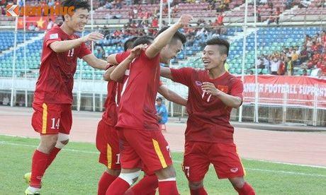 DT Viet Nam bat ngo doi lich tro ve tu AFF Cup 2016 - Anh 1