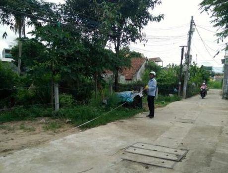 Nhieu uan khuc chua ro trong vu viec thu hoi gan 3000m2 dat o Quang Ngai - Anh 1