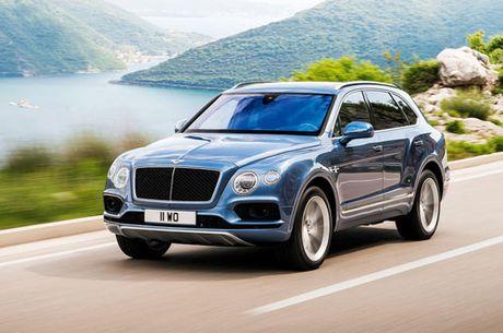 'Sieu SUV' Bentley Bentayga bi trieu hoi do loi vit bat ghe sau - Anh 1