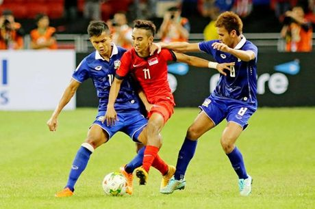 HLV Kiatisak: 'Thai Lan se thang Philippines vi bang xep hang FIFA' - Anh 2