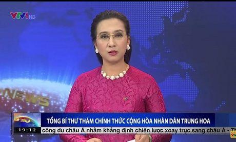 Dong nghiep nuoi tiec khi BTV Van Anh khi roi VTV - Anh 1