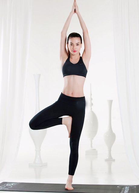 Tap yoga - cach tang chieu cao cho nguoi tren 20 tuoi ban nen biet - Anh 1