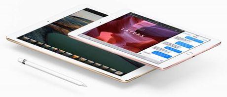 Apple sap san xuat iPad 10,5 inch - Anh 1