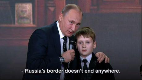 Tong thong Putin: Bien gioi Nga khong co diem ket thuc - Anh 1