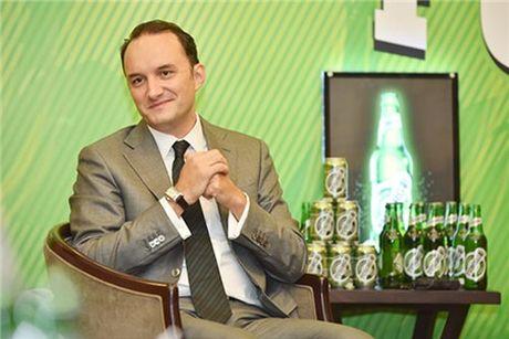 Tong Giam doc Carlsberg Vietnam: Gia co phieu Habeco 48.000 la hop ly - Anh 1