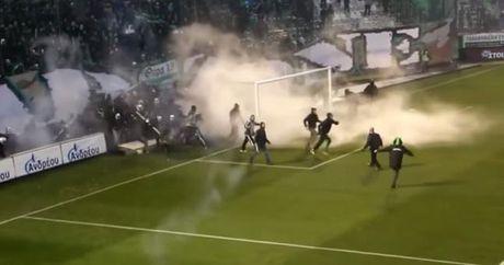Lat lai tran derby thanh Athens - Ki 1 - Anh 1
