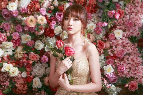 Hari Won hoa co dau u buon trong MV quay xuyen dem - Anh 2