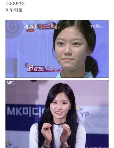 Idol nu tan binh gay sot vi trong giong Na Eun lan Tzuyu - Anh 1