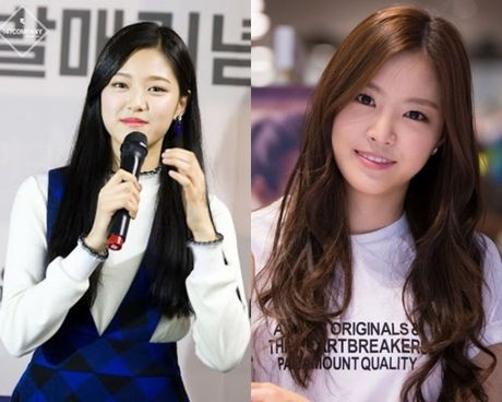 Idol nu tan binh gay sot vi trong giong Na Eun lan Tzuyu - Anh 5