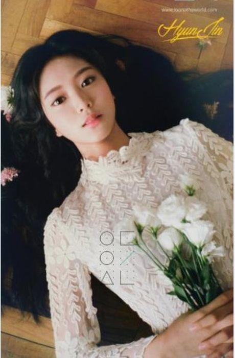 Idol nu tan binh gay sot vi trong giong Na Eun lan Tzuyu - Anh 7