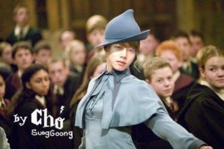 Phan loai cac idol Kpop khi gia nhap the gioi phu thuy 'Harry Potter' - Anh 11