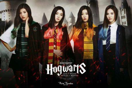 Phan loai cac idol Kpop khi gia nhap the gioi phu thuy 'Harry Potter' - Anh 3