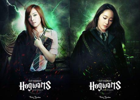 Phan loai cac idol Kpop khi gia nhap the gioi phu thuy 'Harry Potter' - Anh 6