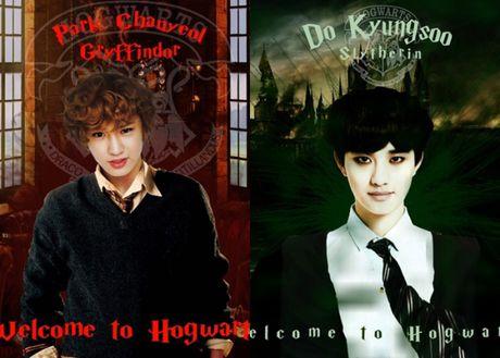 Phan loai cac idol Kpop khi gia nhap the gioi phu thuy 'Harry Potter' - Anh 7