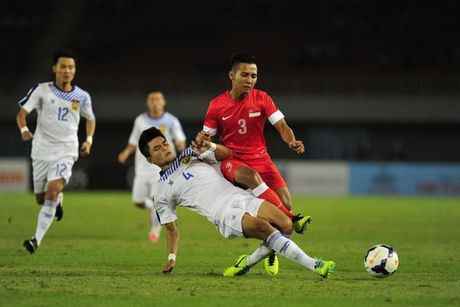 Thang nghet tho Singapore, Indonesia gianh ve vao ban ket AFF Cup - Anh 1