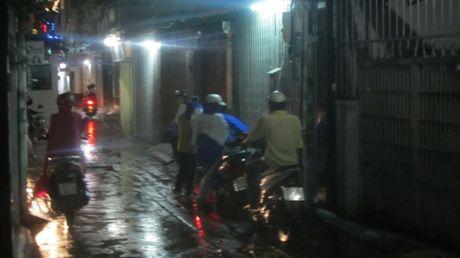 Hang loat diem day them trai phep tren dia ban phuong Tan Dinh, quan 1 - Anh 2