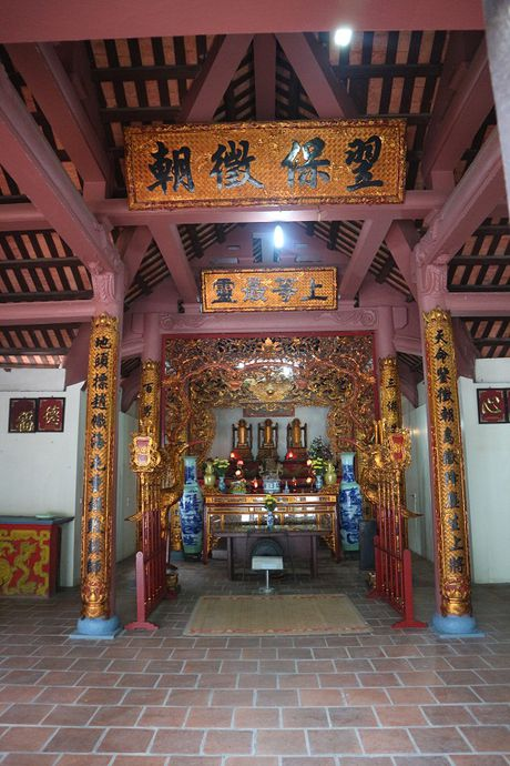 Dinh lang Hai Boi: Mot di tich quy can duoc xep hang - Anh 1