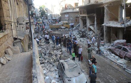 Donald Trump se lam gi de cham dut 'su dien ro' o Syria? - Anh 2