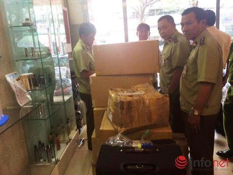 Tang cuong chong hang gian, hang gia dip tet Dinh Dau 2017 - Anh 1