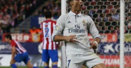Ban thang dep V12 Liga: Ronaldo xung danh vua phan cong - Anh 1