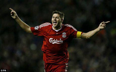 Gerrard giai nghe: Mai mai mot tinh yeu - Anh 4