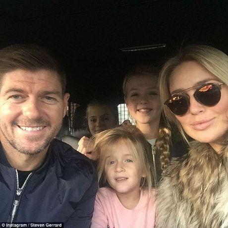 Gerrard giai nghe: Mai mai mot tinh yeu - Anh 5