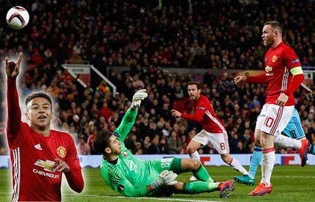 """MU: """"Rooney khong can chung minh them dieu gi"""" - Anh 1"""