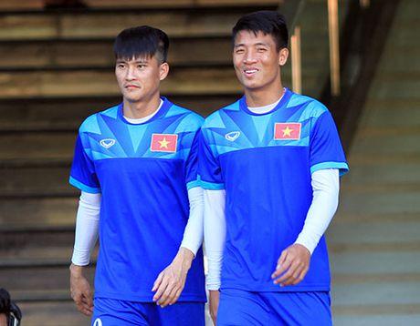 DTVN: Cong Phuong hoi hop truoc co hoi da chinh - Anh 1