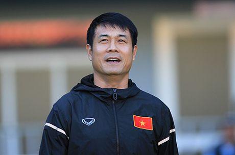 DTVN: Cong Phuong hoi hop truoc co hoi da chinh - Anh 2
