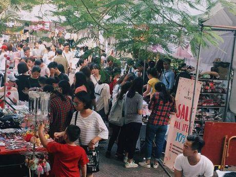 Mua sam tha ga - xem phim mien phi tai Hoa Hoc Tro's Weekend Fair - Anh 1
