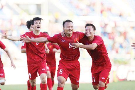 Tuyen Viet Nam vao ban ket AFF Cup 2016: Giac mo 2008 - Anh 1