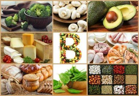 Tac hai khong ngo khi thieu vitamin B - Anh 1